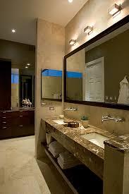 bathroom wall light polished chrome bathroom lighting over mirror