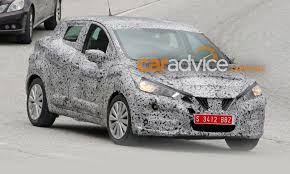 nissan micra price 2017 2017 nissan micra spied testing paris debut likely for new look
