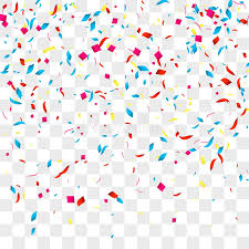 party confetti confetti vector background transparent grid for holidays
