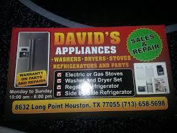 Home Depot Houston Tx 77075 David Appliances Houston Tx 77055 Yp Com