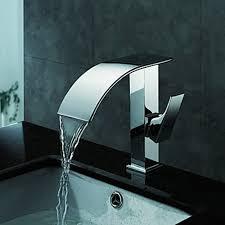 bathroom bathroom waterfall faucet plain on for best 25 ideas