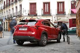 lexus modelos diesel prueba lexus nx 300h f sport diseño y eficiencia entre los suv
