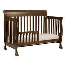 Convertible Crib And Changer Combo by Bedroom Luxury And Elegant Brown Crib Changer Combo With Dazzling