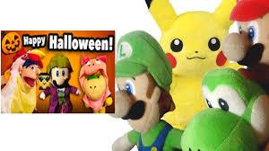 sml movie happy halloween mario and luigi u0027s reaction special