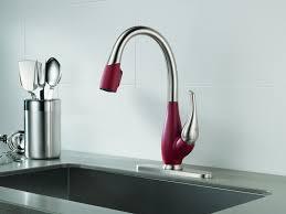 leland kitchen faucet faucet complete your kitchen with the delta faucets designwalls