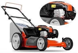 husqvarna 5521p gas lawn mower review
