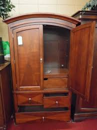 kitchen furniture direct rectangle brown polished wooden wardrobe with drawers plus double