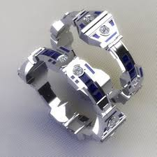 wars wedding bands the 23 most wars wedding rings wow gallery
