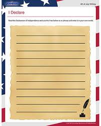 i declare u2013 printable july 4th worksheets for 4th grade u2013 jumpstart