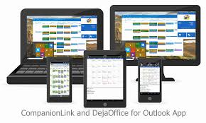 sync outlook calendar with android news companionlink