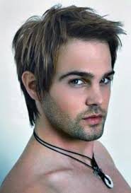 hairstyles for men with long thick hair mens hairstyles and