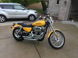 harley davidson sportster 1200 in michigan for sale used