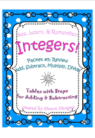 best 25 subtracting integers worksheet ideas on pinterest