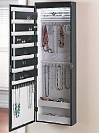 Wall Mount Jewelry Cabinet Wall Jewelry Armoire Foter