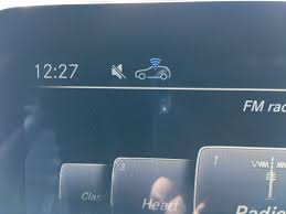 mercedes dashboard symbols new icon has appeared