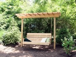 Backyard Swing Ideas Cozy Outdoor Swing Ideas Outdoor Patio Swing Patio Swing And