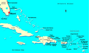 Map Of St Barts by Copy Of Miami By Savanna Sullivan