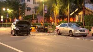 slammed lamborghini uber driver 82 killed when speeding lamborghini crashes into