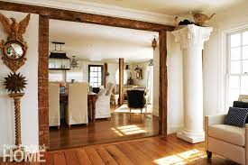 home design eras a colonial era house gets a home magazine