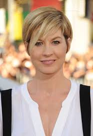 short curley hairstyles for middle aged women pictures of short hairstyles woman hairjos com