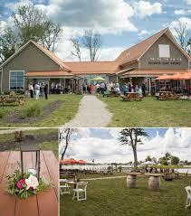 wedding venues columbus ohio carey mike summer wedding buckeye lake winery thornville ohio