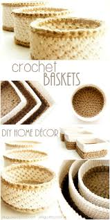 Home Decoration by Best 25 Crochet Home Ideas On Pinterest Crochet Home Decor Diy