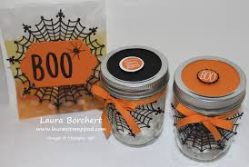 technique tuesday halloween treats laura u0027s stamp padlaura u0027s