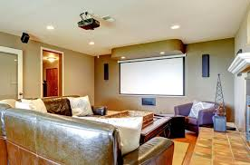 best home design trends creative best home theater projector screens cool home design best