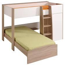 Parisot Magellan L Shaped Bunk Bed Rainbow Wood - L shaped bunk bed