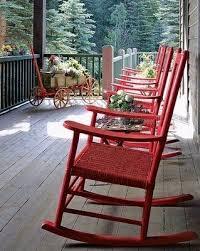 best 25 red rocking chair ideas on pinterest rocking chair