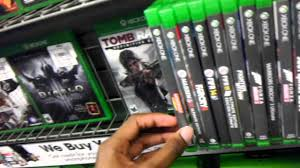 gamestop black friday getting new game titles and xbox a person at gamestop black friday