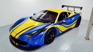 ferrari yellow car aero advanced paint technology returning customers ben and