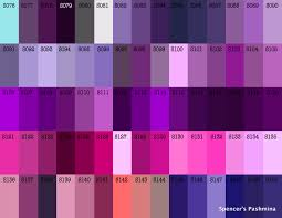 different colors of purple different shades of purple paint competent picture notice are