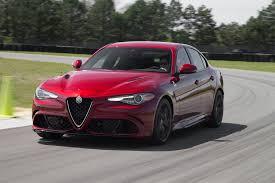 vintage alfa romeo giulia 2017 alfa romeo giulia quadrifoglio one week review automobile