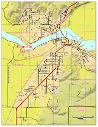 Idaho On Map Bonners Ferry Maps And Directions