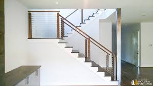 How To Install Stair Banister Cable Railing Systems For Stairs U0026 Balconies