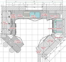 plan pour cuisine plan cuisine en u photo cuisine 001 veranda nimes veranda nimes