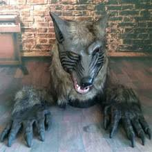 Werewolf Mask Compare Prices On Halloween Werewolf Mask Online Shopping Buy Low