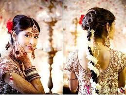 hairstyles for girl engagement latest indian bridal hairstyle medium hair styles ideas 17146