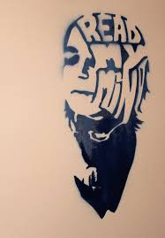 read my mind stencil graffiti by nattieniet on deviantart