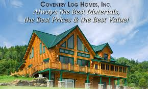 log homes designs coventry log homes our log home designs what s in the package