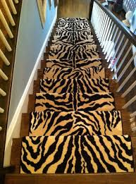 Leopard Print Runner Rug Animal Print Carpet For A Staircase Runner Rug Pinterest