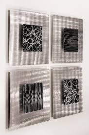 Metal Wall Decoration Best 25 Modern Metal Wall Art Ideas On Pinterest Contemporary