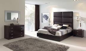 comfortable white padded mattress black queen bed combined