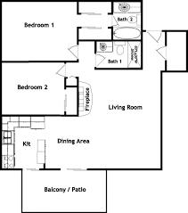 2 bed 2 bath house plans excellent design ideas 9 simple 2 bedroom bath house plans 654190