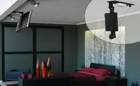 porta tv soffitto staffe e supporti motorizzati per televisori e monitor