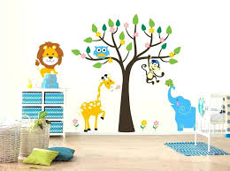 Animal Wall Decals For Nursery Jungle Wall Decals Like This Item Jungle Animal Wall Decals For