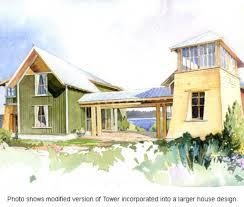 guest house designs tower guest house plans home deco plans