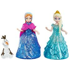 frozen anna u0026 elsa fashion dolls toys