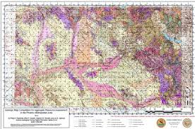 kentucky geologic map information service geologic map database for aggregate resource assessment in the